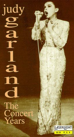 Judy Garland - The Concert Years [VHS]