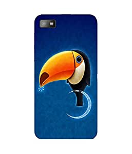 Toucan Bird BlackBerry Z10 Case
