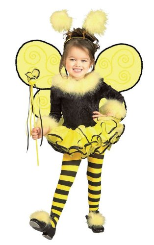 Bumblebee Child Costume (Small)