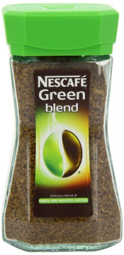 Nescafé Green Blend Coffee 100 g (Pack of 6)