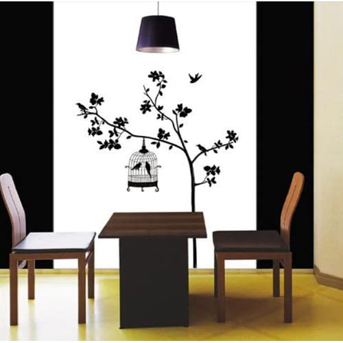 removable Vinyl Mural Art Wall Sticker Decal
