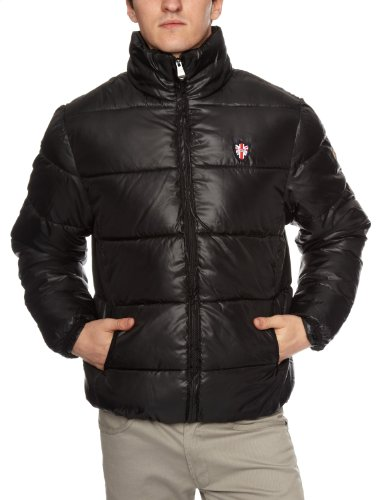 Puffa Armour Men's Coat Black Medium