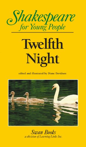 Twelfth Night (Shakespeare for Young People), by William Shakespeare