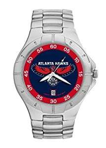 Atlanta Hawks Mens Pro II Watch by Logo Art