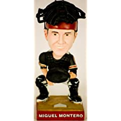 2010 - Right Brain MLB - Arizona Diamondbacks - Miguel Montero #26 Cathcer Bobble... by MLB