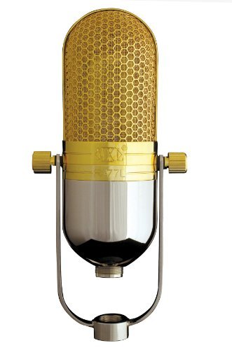 Mxl R77-L Limited Edition Classic Ribbon Microphone With Lundahl Transformer