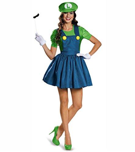 Mario Skirt Costume