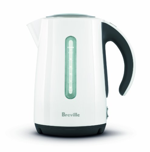 Breville Bke620Xl Soft Top Kettle, White