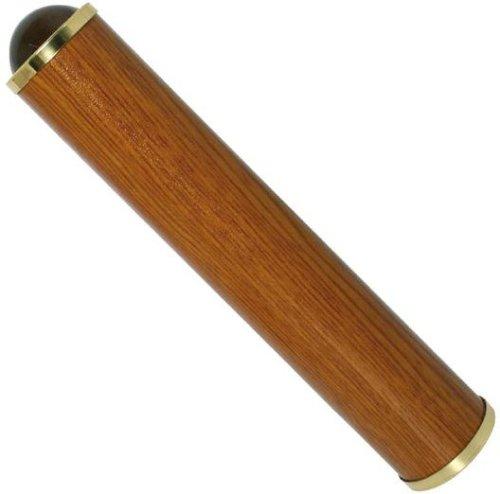 Oktaskop mit Holzstruktur von BARTL