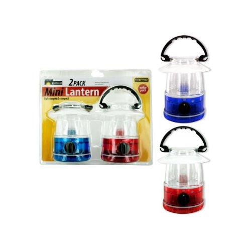 2 Pack Mini Camp Lantern (Bulk-Buy)