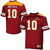 Washington Redskins Robert Griffin III #10 Hashmark Jersey Mens Big & Tall Sizes (5X)