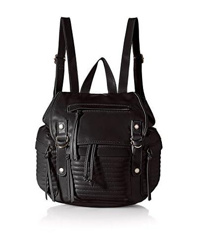 Steven Madden Women's Roller Backpack, Black