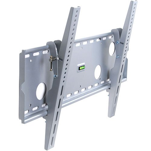 "Videosecu Silver Tilting Wall Mount Bracket For Maxent Mx42Hpm20 Mx-42Hpm20 Mx42V1 Mx-42V1 Mx42Vm10 Mx-42Vm10 Mx42Vm7 Mx-42Vm7 Mx42X1 Mx-42X1 Mx42X3 Mx-42X3 Mx42Xl11 Mx-42Xl11 Mx42Xm11 Mx-42Xm11 42"" Flat Screen Plasma Hdtv Tv With Bonus 7 Ft Hdmi Cable W3"