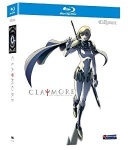Claymore: The Complete Series [Blu-ray]