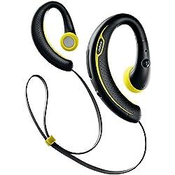 Jabra SPORT+ Wireless Bluetooth Stereo Headphones - Black