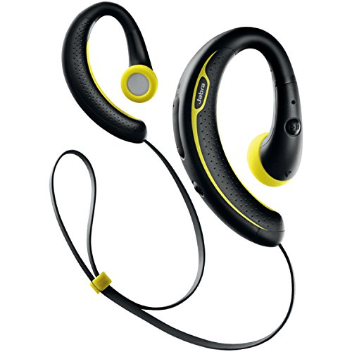 Jabra Sport Plus Wireless Bluetooth Stereo Headphones, Retai