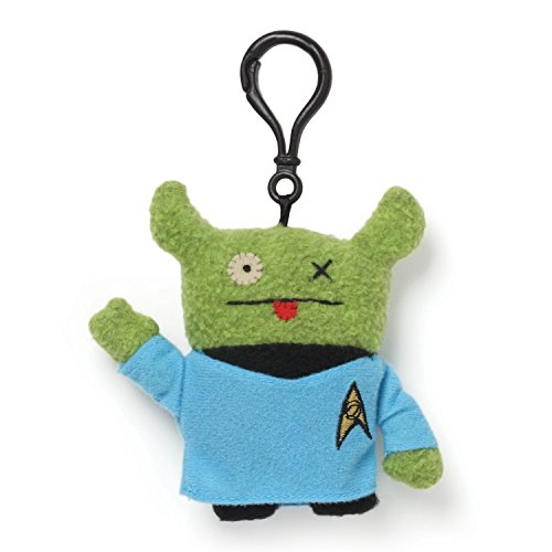 Uglydoll Star Trek OX Mr. Spock Clip