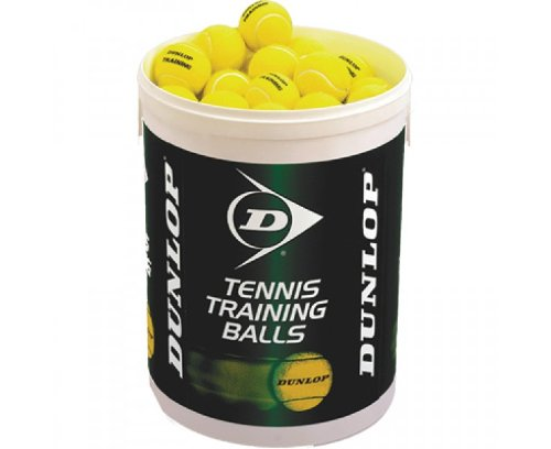 Dunlop Training Tennis Bucket - 60 Balls