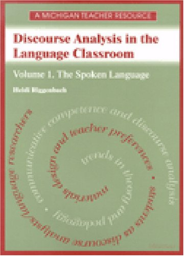 research paper on spoken language