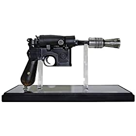 Luke Skywalker's Laser Blaster Replica (Episode V)