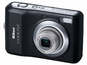 Nikon Coolpix L20 Digitalkamera (10 Megapixel, 4-fach optischer Zoom, 7,6 cm (3 Zoll) Display) schwarz