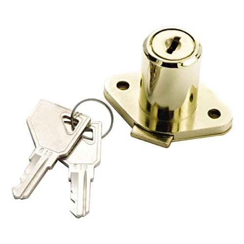 First-Watch-Security-1356-Cabinet-Drawer-Lock-Latch-Polished