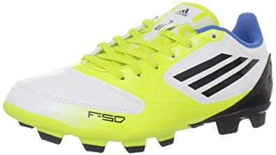 Buy adidas F5 TRX FG Soccer Shoe (Little Kid Big Kid) by adidas