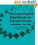 The Lean Pocket Handbook for Kaizen E...