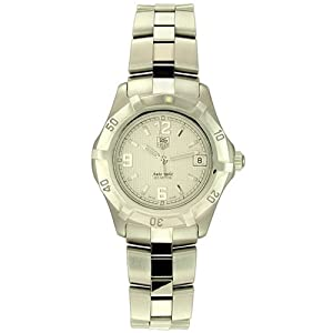 TAG Heuer Men's WN2110.BA0332 Exclusive 2000 Automatic White Dial Watch