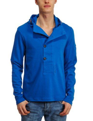Bench Eccleshall Men's Jumper Olympian Blue Small