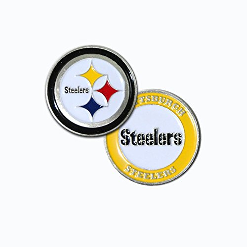 Pittsburgh Steelers Ball Marker Set - 1