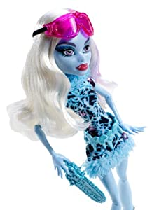 Monster High Doll Art Class Abbey Bominable