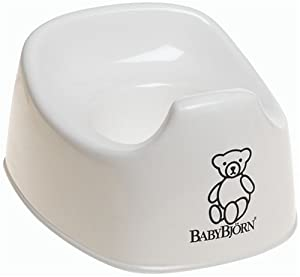 BABYBJORN Little Potty - White