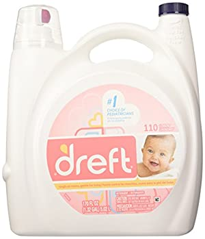 Dreft Laundry Detergent - 170 oz -110 load size-NEW BIGGER SIZE
