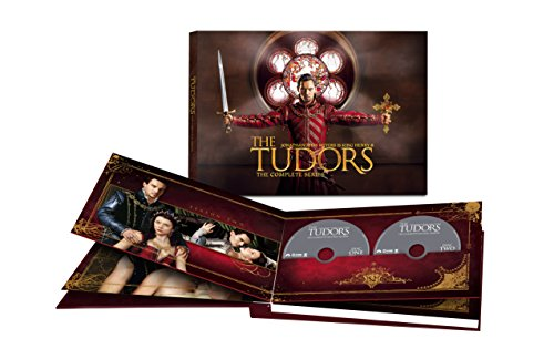 Tudors: Complete Series Box Set [DVD] [Import]