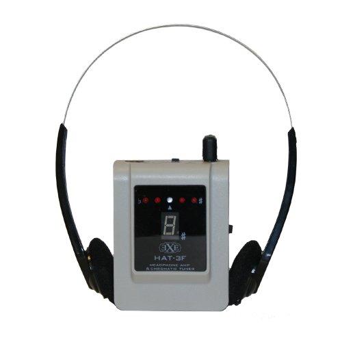 FZONE HAT-3F Amplificatore e Accordatore a Cuffie per Chitarre Elettriche