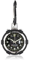 Wenger Traveler Alarm Pocket Watch