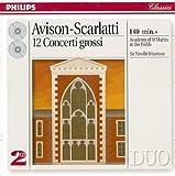 Scarlatti-Avison-12 Concerti G