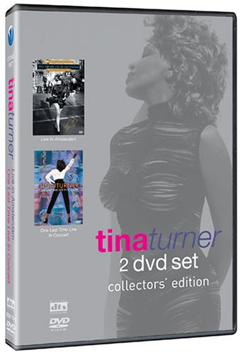 Tina Turner - Tina Turner: Live In Amsterdam/one Last Time (2 Dvd Set) - Zortam Music