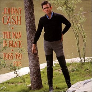 Johnny Cash - The Man in Black: 1963-1969 - Zortam Music