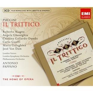 Il Trittico - Puccini - CD