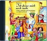 Ich freue mich noch mehr - CD -  - Lieder, Gedichte und Geschichten zur Weihnachtszeit - Ralf Kiwit