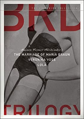 The BRD Trilogy (The Marriage of Maria Braun / Veronika Voss / Lola) (The Criterion Collection)
