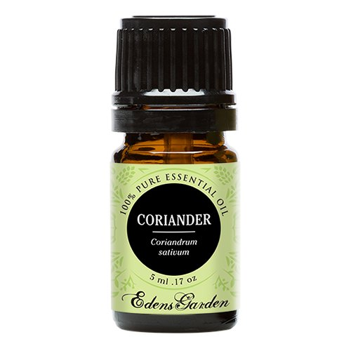 Coriander 100% Pure Therapeutic Grade Essential Oil by Edens Garden- 5 ml