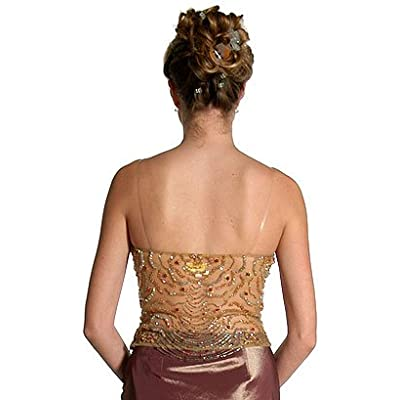 Sexy Dress: Sexy Back in Beaded English Net Bodice Dress