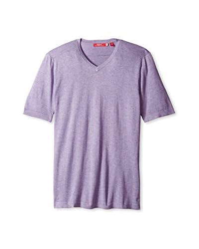 Agave Men's Short Sleeve Super Soft V-Neck T-Shirt