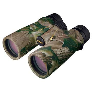 Nikon Monarch ATB Series Binoculars-Choose Size &#8211; REALTREE APG 12x42mm-NIK7526