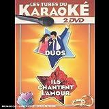 echange, troc Les tubes du karaoké : Duos / Ils chantent l'amour - Coffret 2 DVD