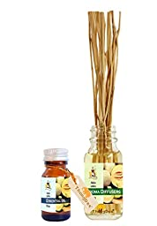 ThongDee Melon Fruity Essential Oil and Reed Diffuser Oil Aromatherapy Set