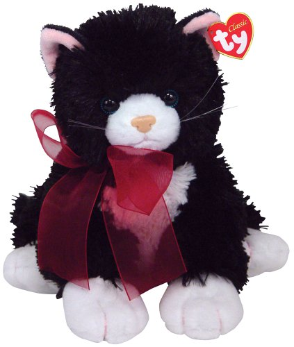 Ty Lexie - Fluffy Black Cat - Buy Ty Lexie - Fluffy Black Cat - Purchase Ty Lexie - Fluffy Black Cat (Ty, Toys & Games,Categories,Stuffed Animals & Toys,Animals,Bears)